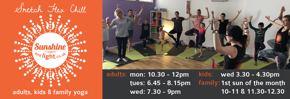 kids yoga leicester