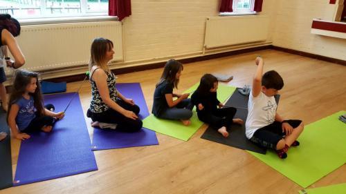 Group massage